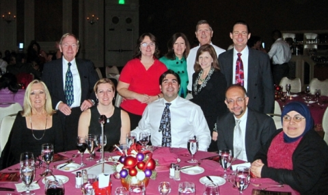 Toys For Tots Fundraiser Banquet